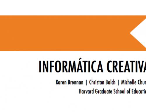 Traducción de la guía Creative Computing