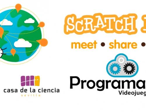 Un año más, celebramos el Scratch Day en Sevilla