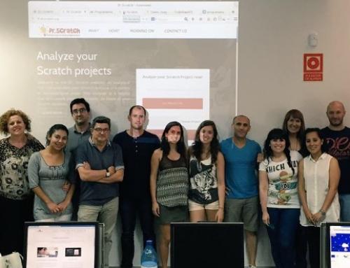 Docentes de España y México aprenden a introducir la programación informática con Programamos