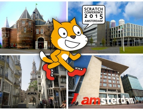 Scratch Conference 2015, Amsterdam