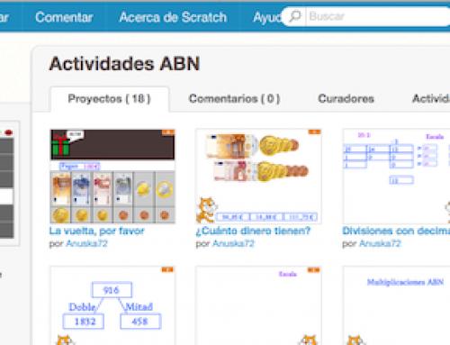 ABN y Scratch para el aprendizaje de las matemáticas