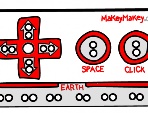 Makey-Makey: conectando Scratch con tu mundo real