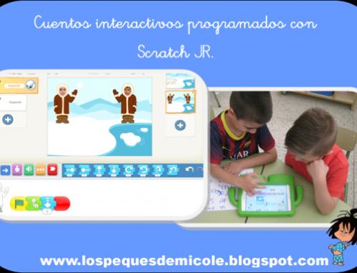 Programamos cuentos con Scratch Jr en infantil