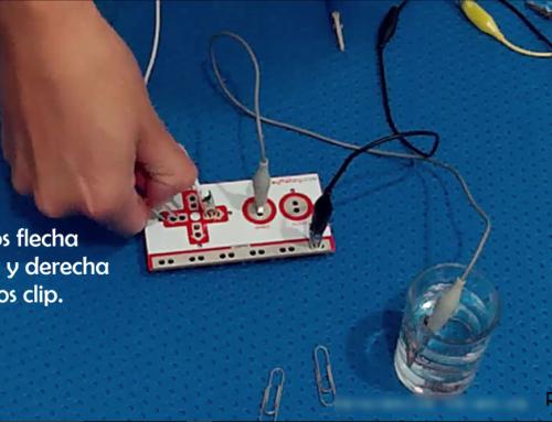 Crea tus propios instrumentos con Makey Makey
