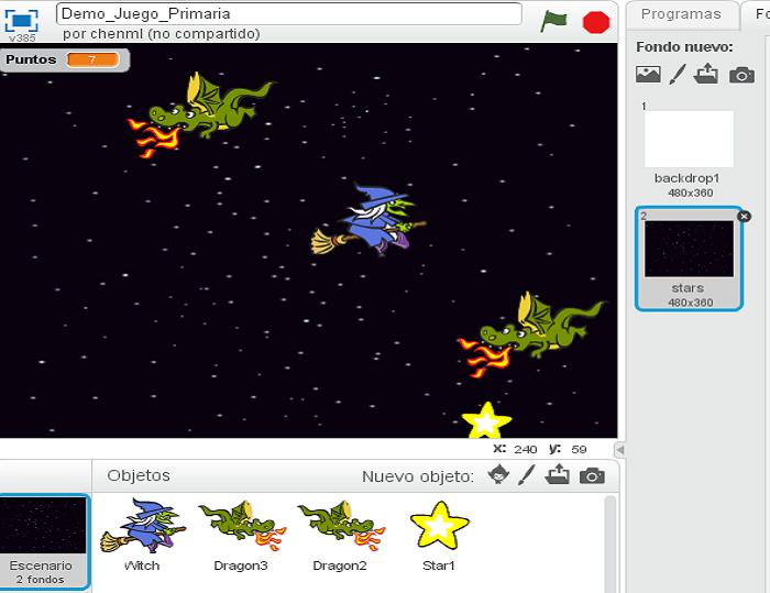 Creando Un Videojuego Paso A Paso Con Scratch Desde Cero Programamos