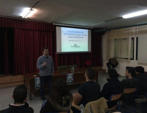 Participación en Jornadas Inserción Laboral Polígono Sur Sevilla