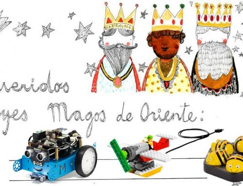 Queridos Reyes Magos: ideas de regalos de programación y robótica para estas navidades