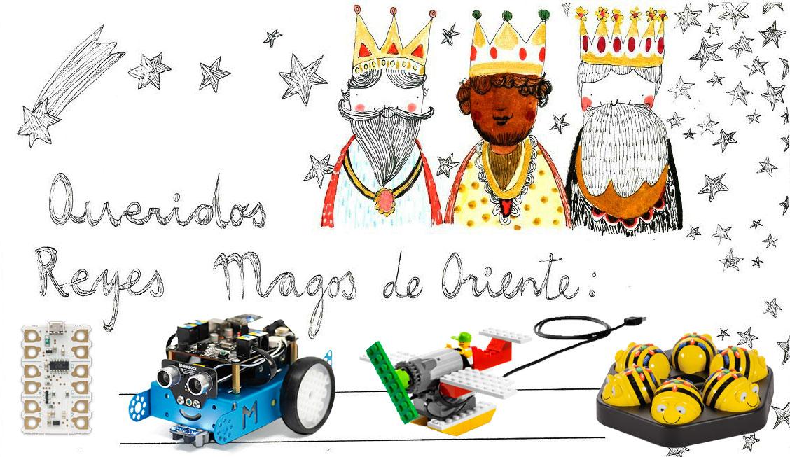 Queridos reyes magos ideas de regalos de programaci n y - Ideas para reyes ...