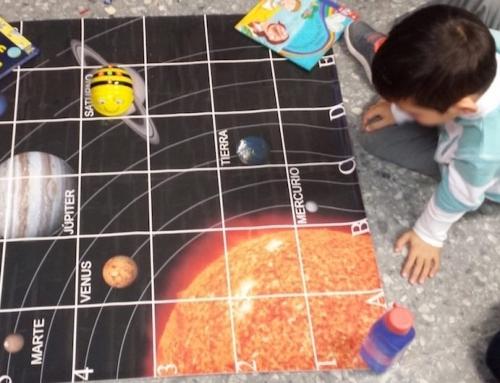 Un universo por aprender