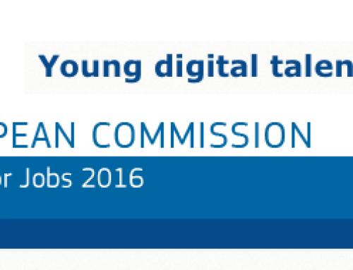 """Participa en el campeonato europeo """"Young Digital Talent"""" programando un videojuego con Scratch"""
