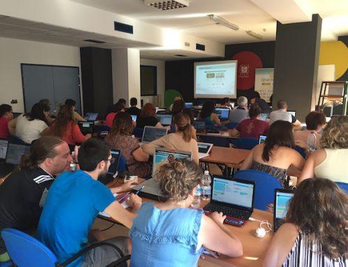 """Crónica del curso de verano """"Programación y robótica en infantil y primaria"""". Días 1 y 2"""