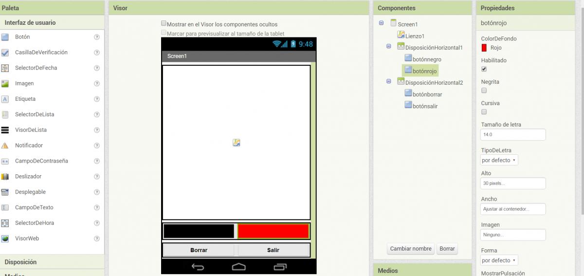 Crea una aplicación de dibujo para tu móvil con App Inventor ...