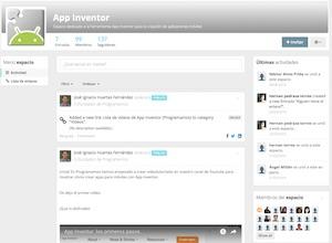 Espacio App Inventor