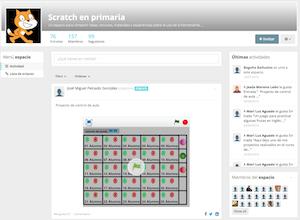 Espacio Scratch Primaria