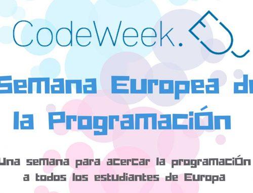 Organiza un evento para CodeWeek 2016