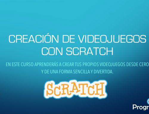 Curso de programación de videojuegos con Scratch