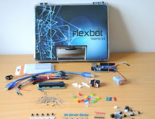 Conocemos a Roya Chang y su iniciativa Flexbot