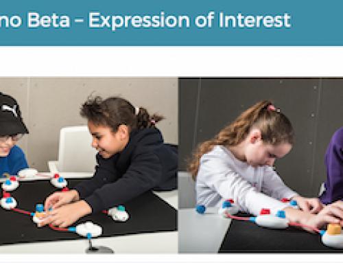 Proyecto Torino, programación también para niños con discapacidad visual