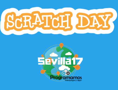 Prepárate para el Scratch Day 2017 en Sevilla