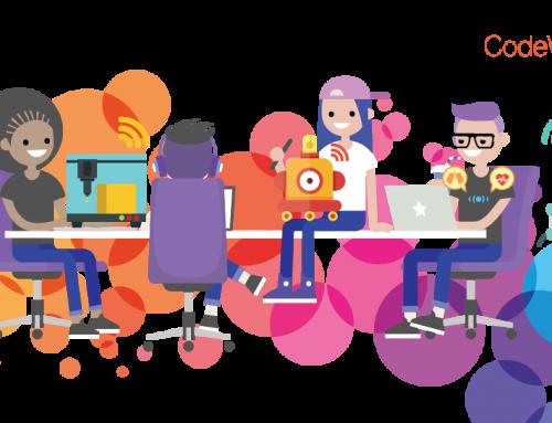 Hoy comienza Code Week 2018, la fiesta de la programación en Europa. ¿Te apuntas?