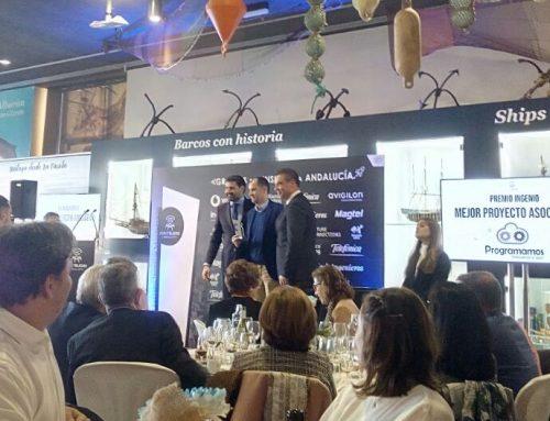 Programamos recibe el Premio INGENIO al mejor proyecto asociativo