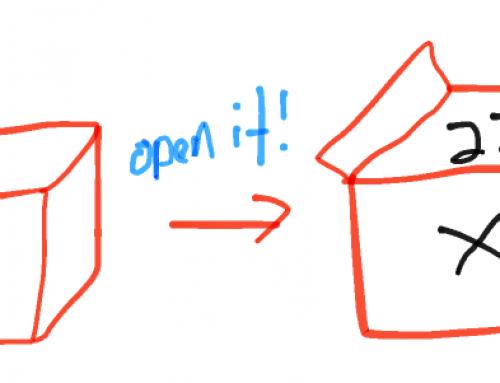 ¿Qué metáfora funciona mejor para explicar qué es una variable?