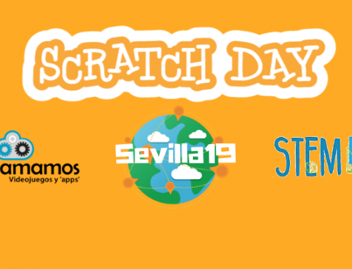 Prepárate para el Scratch Day 2019 en Sevilla