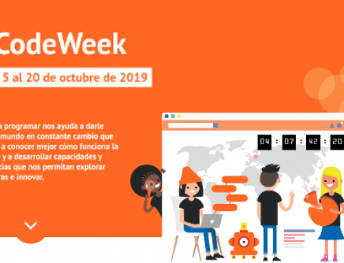 ¡Llega EU Code Week 2019!