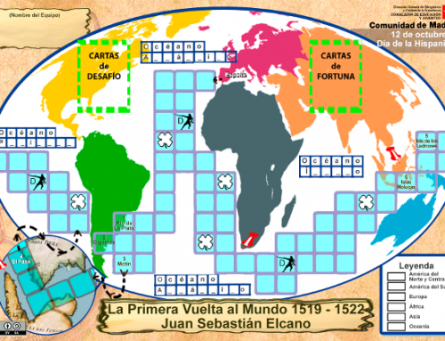 Sigue los pasos de Magallanes y Elcano en la primera vuelta al mundo (1519 – 1522)