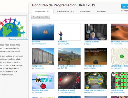 La educación pública arrasa en el concurso de programación sobre derechos humanos de Dr. Scratch