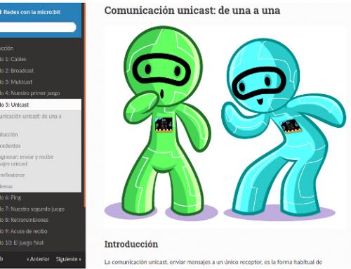 Publicación del libro «Redes con la micro:bit» – versión web y con licencia libre