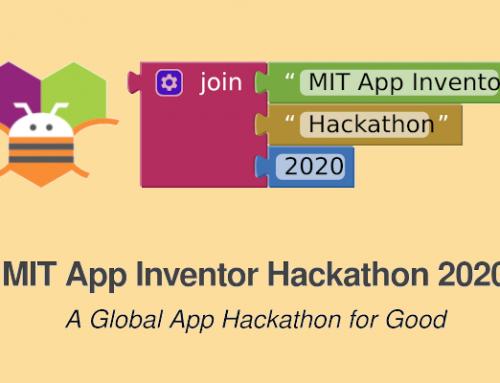 Hackathon mundial de App Inventor para el bien común