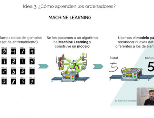 Aprende a incorporar inteligencia artificial a tus proyectos Scratch con LearningML