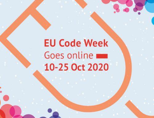 EU Code Week 2020 se celebrará en red
