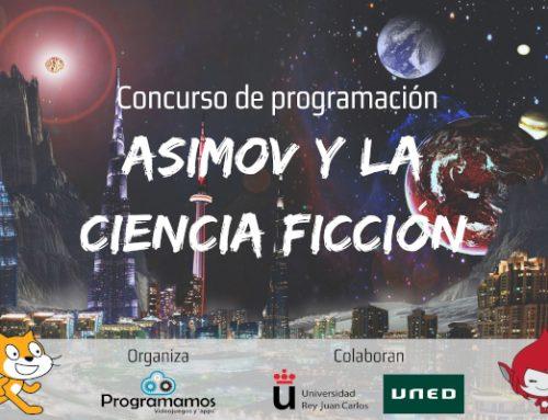 Concurso de programación «Asimov y la ciencia ficción»