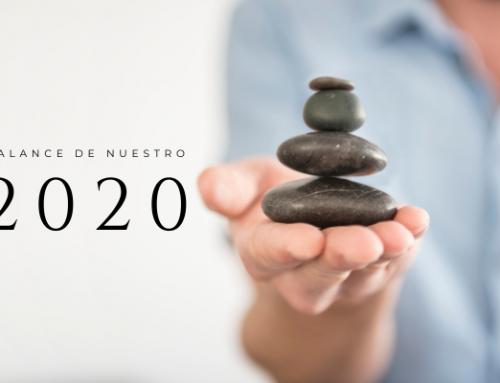 Hacemos balance de nuestro 2020