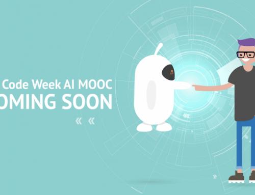 «Fundamentos de inteligencia artificial para las escuelas» – CodeWeek AI MOOC