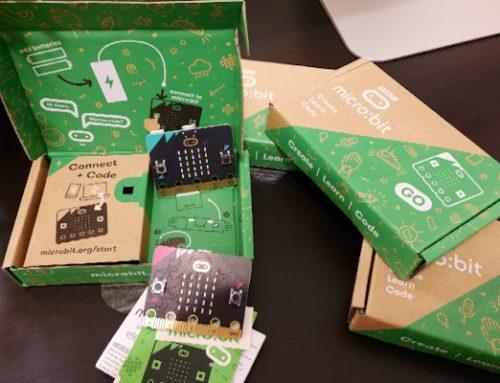 V2, la nueva versión de la placa programable micro:bit