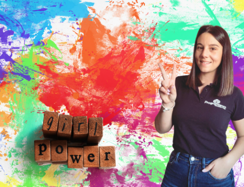 Ángela Vargas anima a las niñas que disfrutan con la tecnología: «Llegaréis muy lejos en este campo»