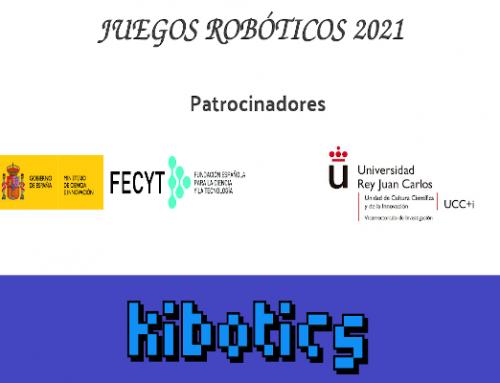Abierta la inscripción para los Juegos Robóticos 2021