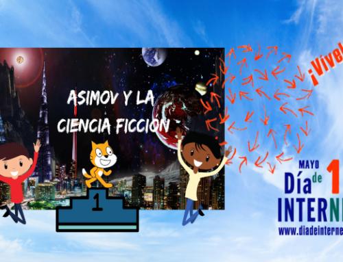 El concurso de programación «Asimov y la ciencia ficción» es premiado en el marco del Día de Internet