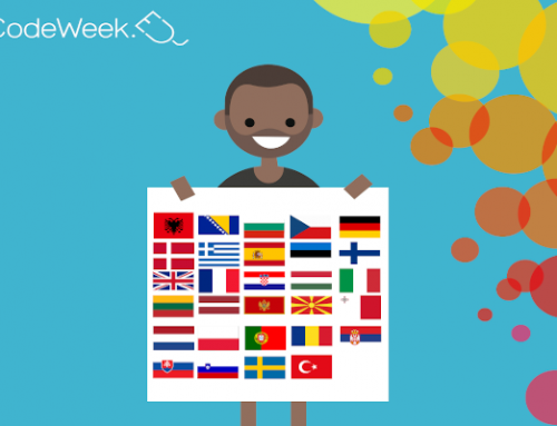 ¡Ya está aquí EU Code Week 2021!
